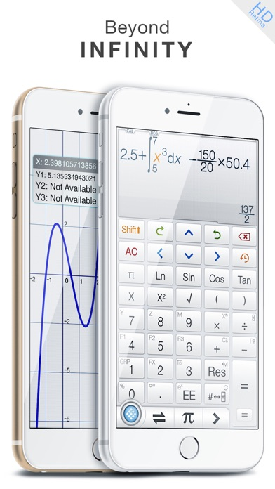 Screenshot for Calculator ∞ in United Arab Emirates App Store