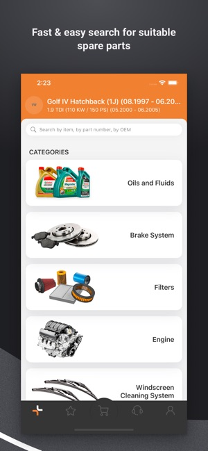 Autodoc — Quality Auto Parts on the App Store