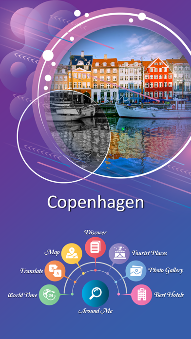 Visit Copenhagen screenshot 2