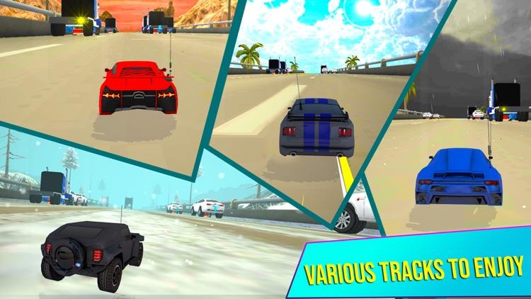 RC Car Race: New RC Style Game screenshot-3