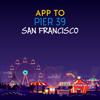 LINGAMPALLY VENKATESH - App to PIER 39 San Francisco  artwork