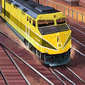 Train Station: Spoor Simulatie