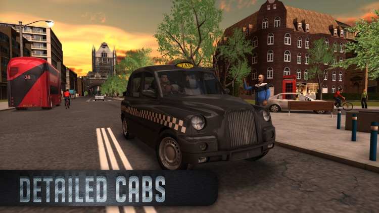 Taxi Sim 2016 screenshot-1