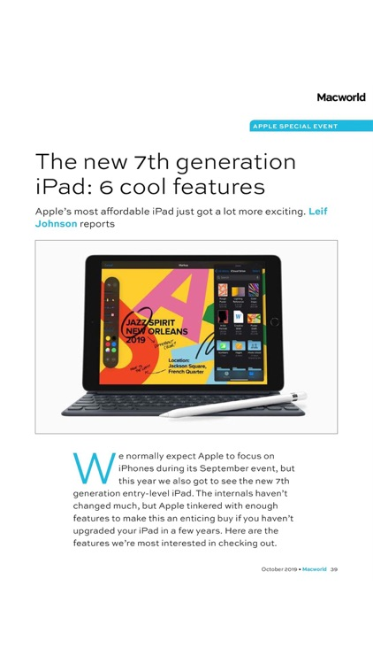 Macworld UK Magazine screenshot-3