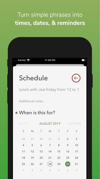 Leaf: stress-free productivity