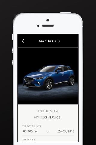 My Mazda App - náhled