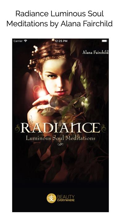 Radiance Meditations screenshot 1
