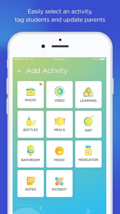 Procare: Childcare App