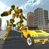 ハマー車ロボット戦いゲーム