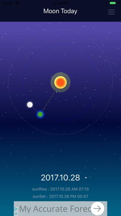 Moon Today screenshot-3