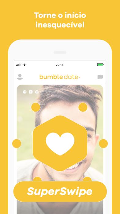 Bumble: encontros e ligações