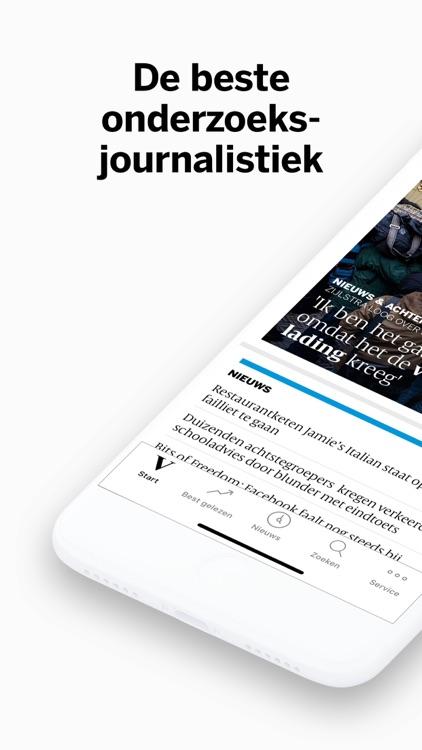 de Volkskrant - Nieuws screenshot-0