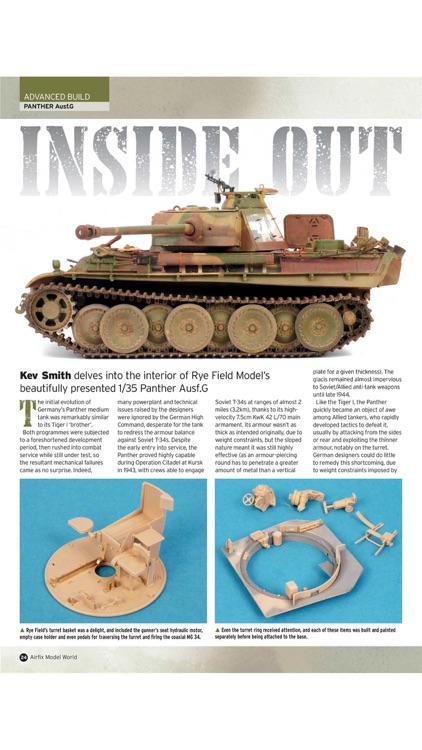 Airfix Model World Magazine screenshot-4