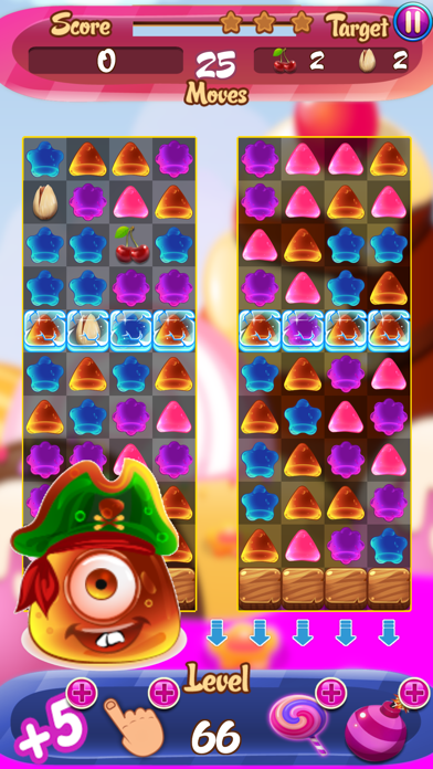 kelakika Candy Match screenshot one
