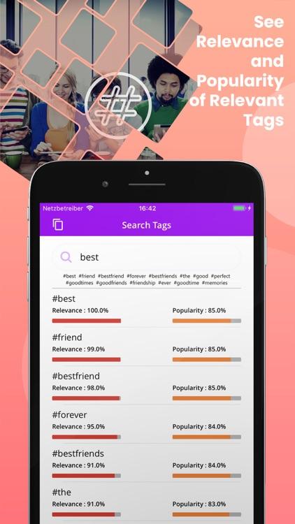 Best Tag for Instagram Posts screenshot-7