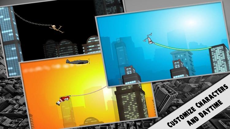 Rope'n'Fly 3 - Dusk Till Dawn screenshot-4