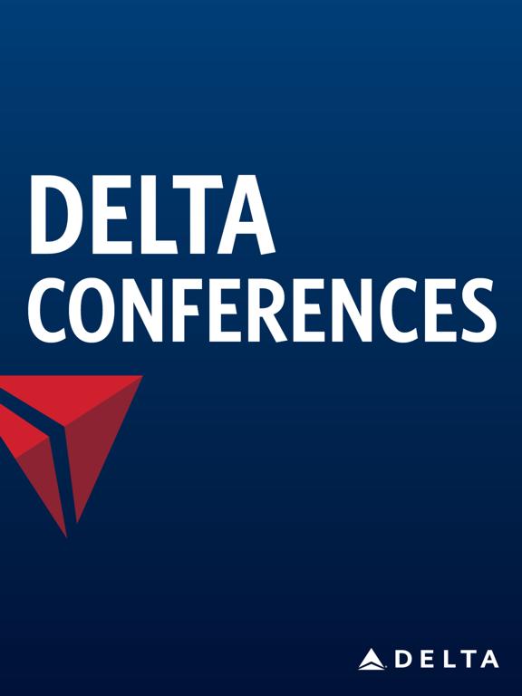 Delta Conferences screenshot 3