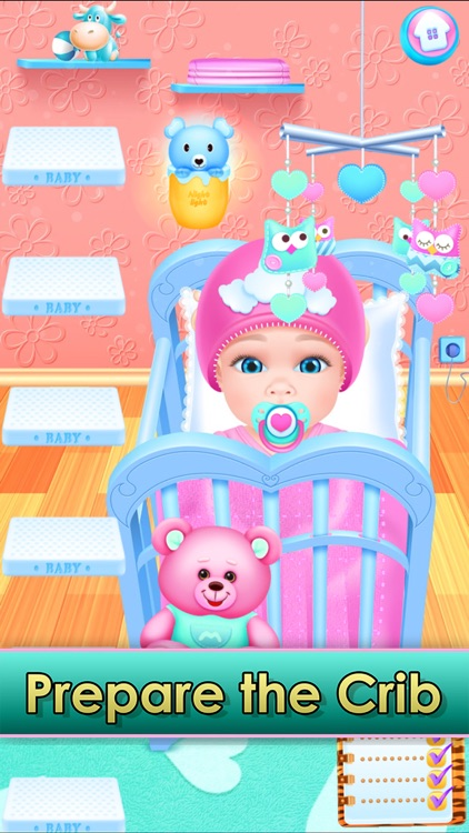 Baby & Family Simulator screenshot-4