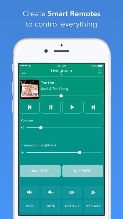 AnyMote Smart Universal Remote screenshot-0
