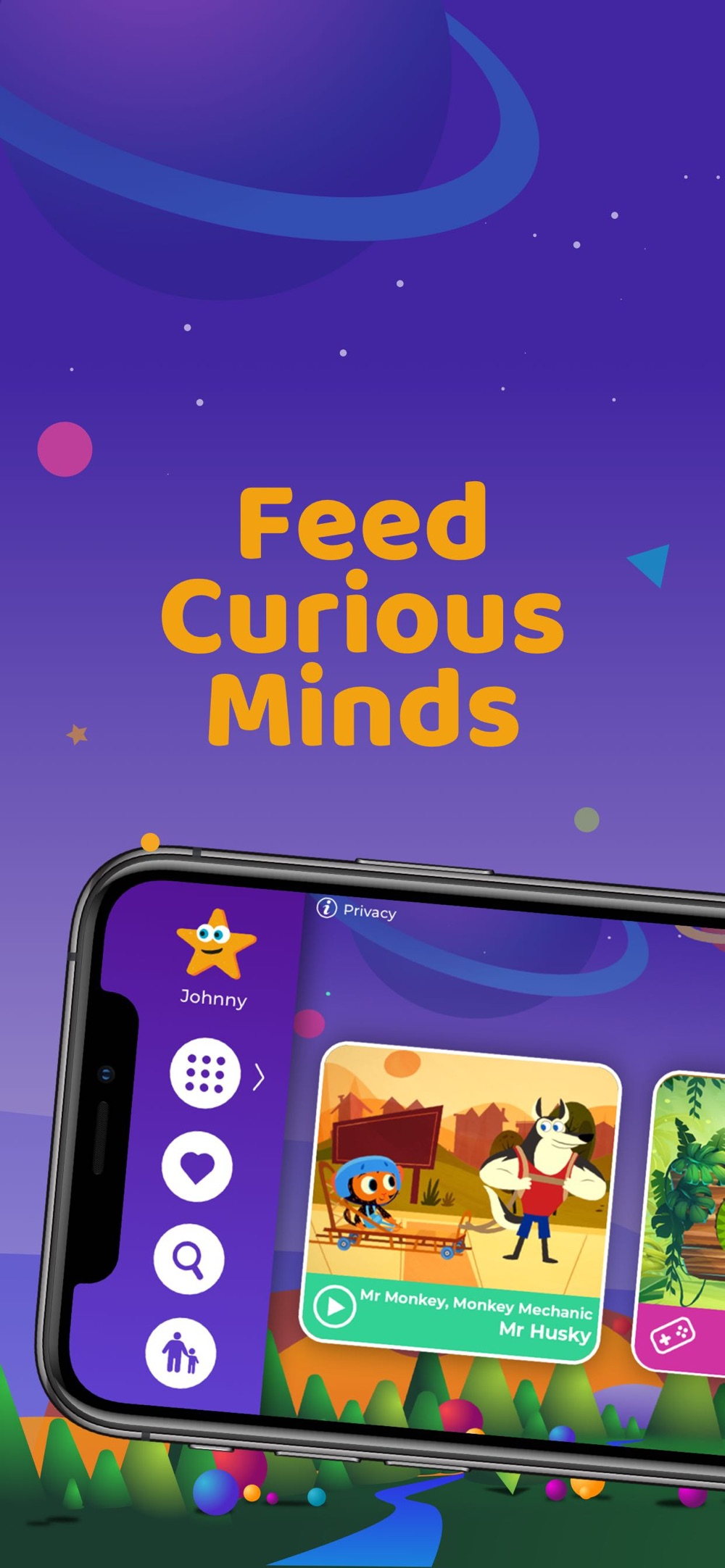 Curious World: Play Learn Grow Cheat Codes