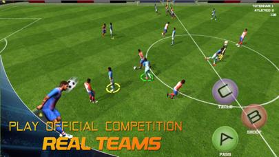 League Of Champions Soccer screenshot 1