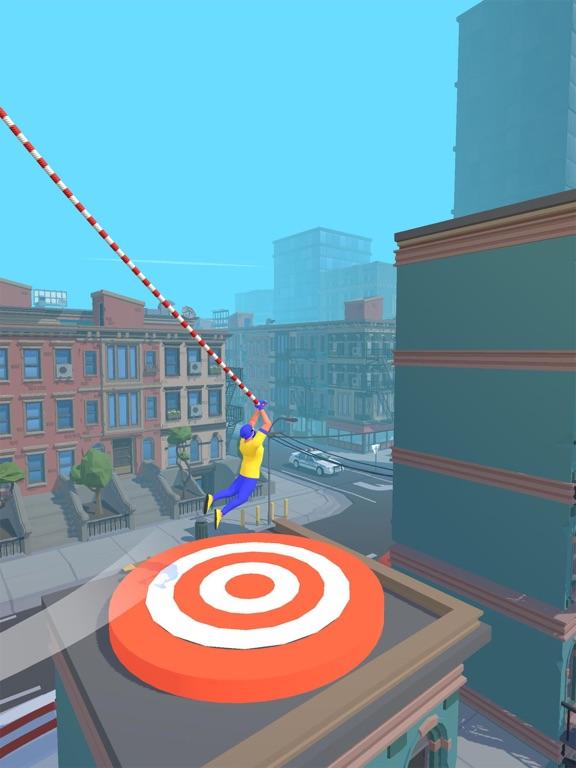 Rope Swing 3D screenshot 7