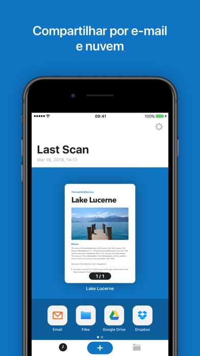 Screenshot for Tiny Scanner Pro in Portugal App Store