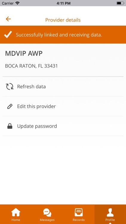 MDVIP Connect screenshot-3