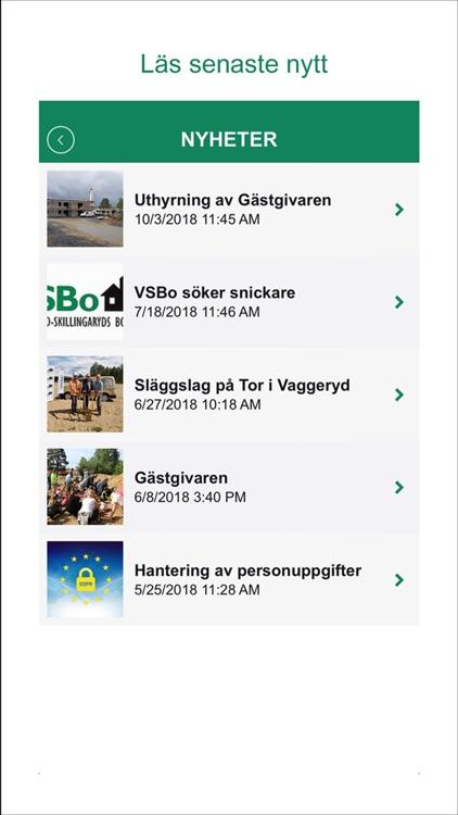 Apartments for rent in Vaggeryd - Bostadsportal