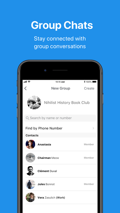 Signal - Private Messenger screenshot 5