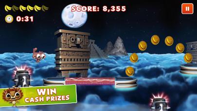 Dare the Monkey: Arena screenshot 1