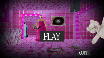 Granny Barbie Mod screenshot 1