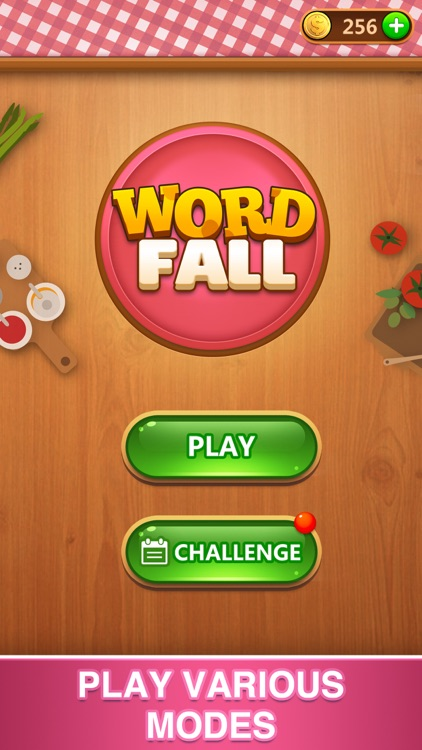 Word Fall - Puzzle Word Game screenshot-5
