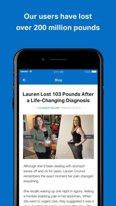 Screenshot for MyFitnessPal in Australia App Store