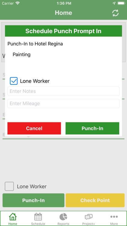 Timesheet Mobile™ screenshot-3