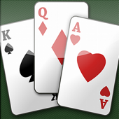 SolitaireX card game