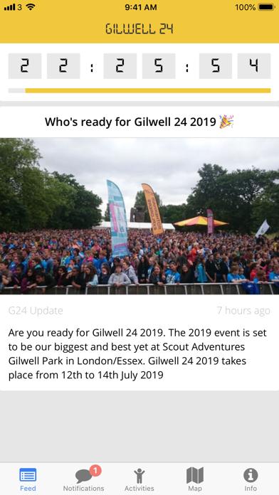 Gilwell24 screenshot one