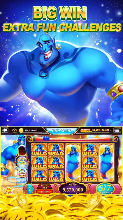 Lucky Classic Slots:Double Win screenshot-4