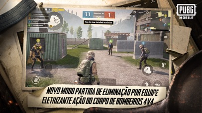 Screenshot for PUBG MOBILE in Portugal App Store