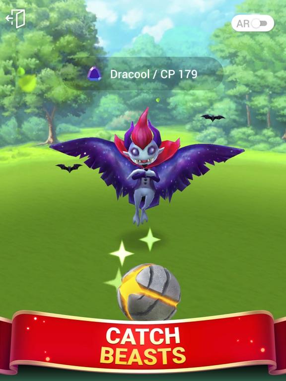 Draconius GO: Catch a Dragon! screenshot 7