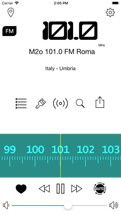 Analog Radio screenshot-4