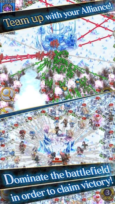 Crystal of Re:union screenshot 3
