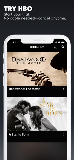 HBO NOW: Stream TV & Movies on the App Store