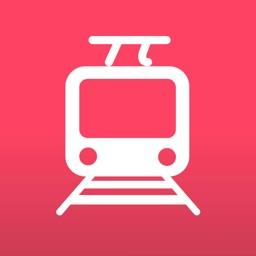 Subway Map, Navigation-Trip AI