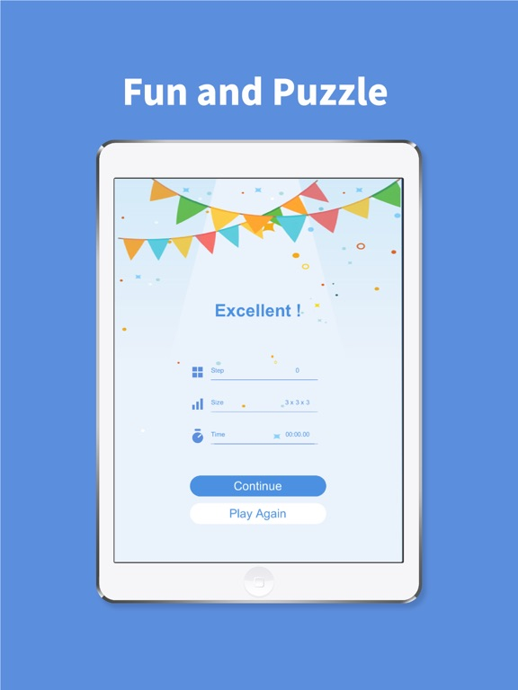 Rubiks Cube-Numpuz Puzzle Game screenshot 5