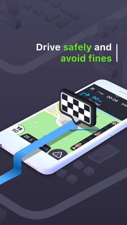 Coyote: Alerts, GPS & traffic screenshot-4