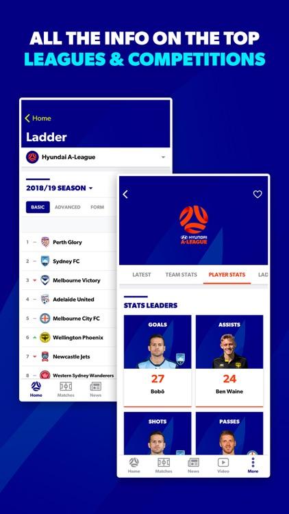 My Football Live App screenshot-3