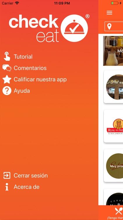 Check-Eat   #CómeteLaFila screenshot-6