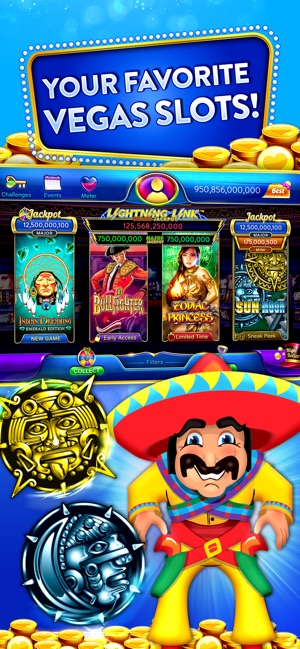 casinos with slot machines in la