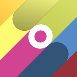 Ícone do app Let it Rainbow